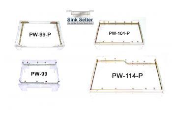 Easy Under Mount Sink Installation Bracket