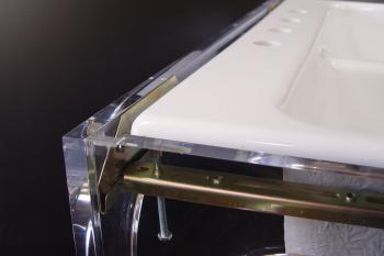 The E-Z way to install or repair undermount sinks